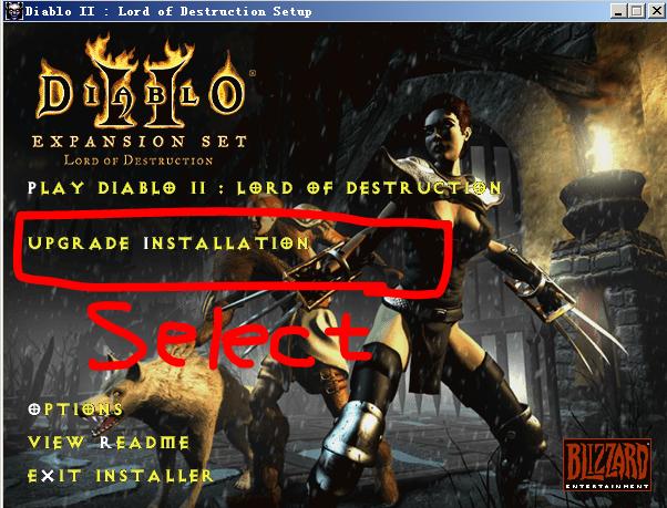 diablo 2 lord of destruction no cd